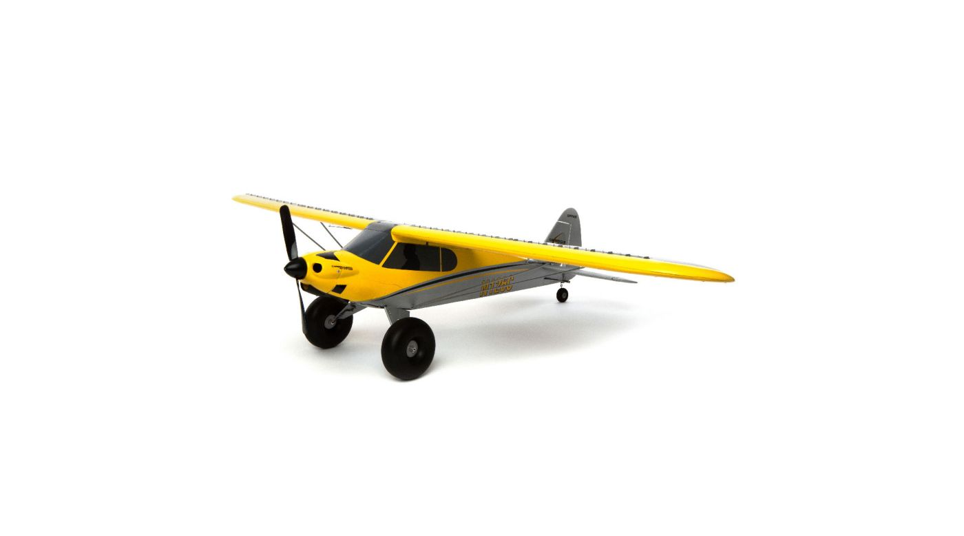 Image for Carbon Cub S+ 1.3m RTF EU from Horizon Hobby