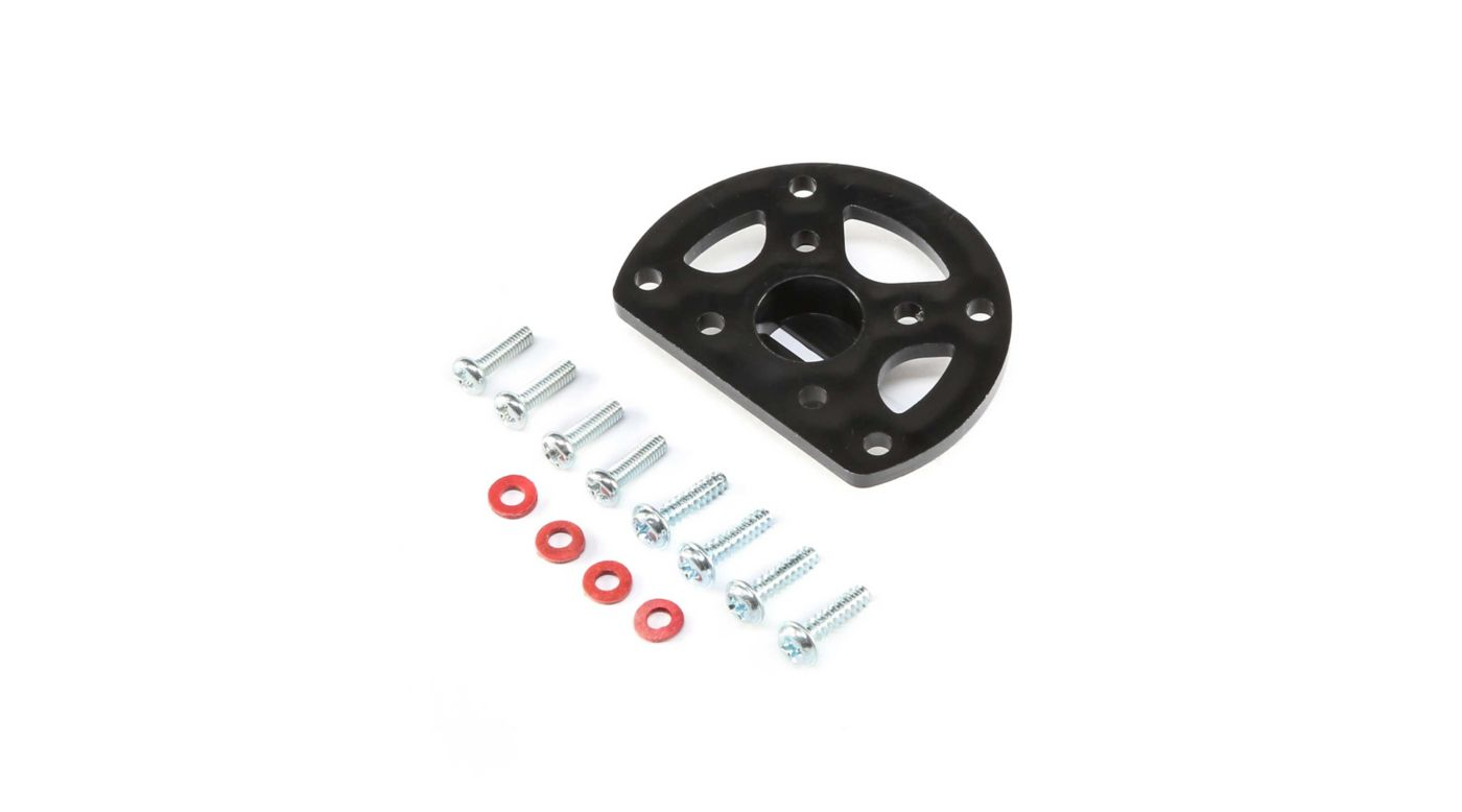 Image for Motor Mount with Screws: Carbon Cub S+ 1.3m from HorizonHobby