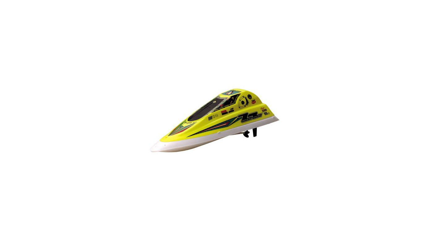 Image for Zig Zag Racer RTR: Yellow from HorizonHobby