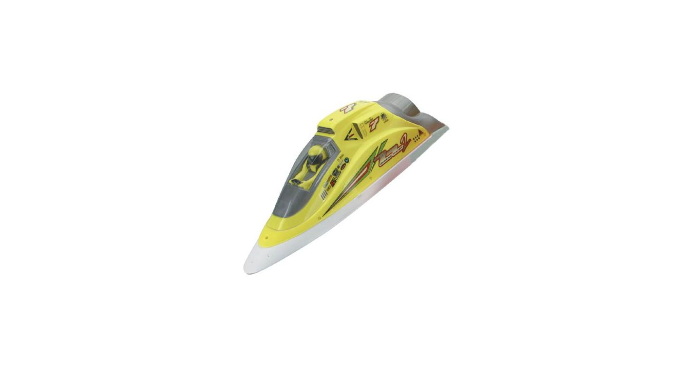 Image for Zig Zag Racer 2, Yellow (CH1 or 4) from HorizonHobby