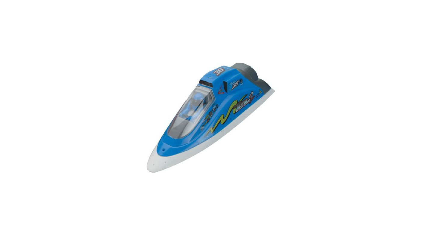 Image for Zig Zag Racer 2, Blue (CH3 or 6) from HorizonHobby