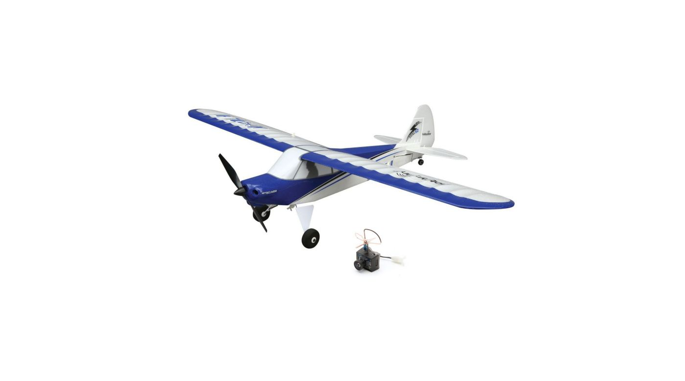 Hobbyzone Sport Cub S RTF RC Airplane with UM FPV