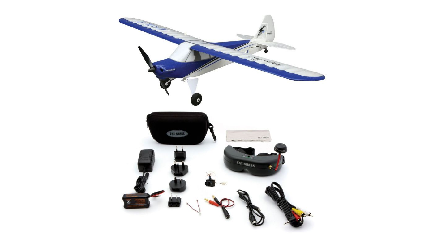 Image for Sport Cub S RTF with FPV System from HorizonHobby