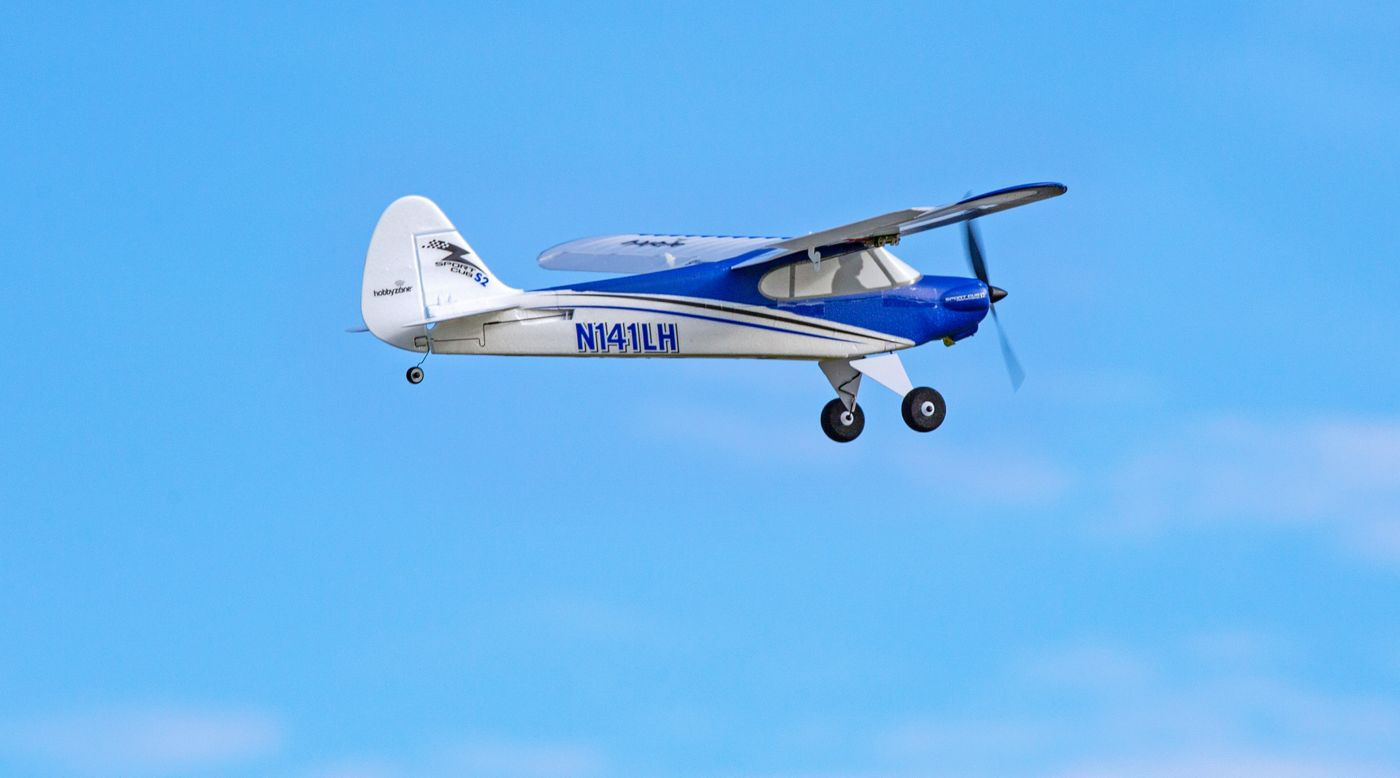 Image for Sport Cub S 2 BNF Basic with SAFE from HorizonHobby