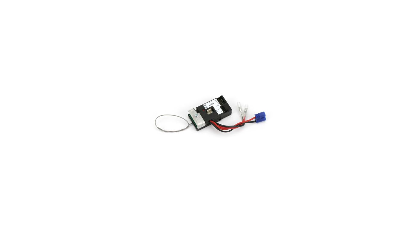 Image for DSM 2 Receiver/ESC unit: Super Cub LP from HorizonHobby