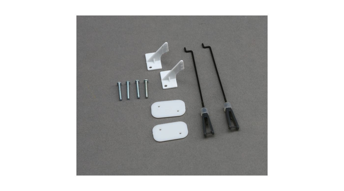 Image for Pushrod/Control Horn Set: Delta Ray from HorizonHobby