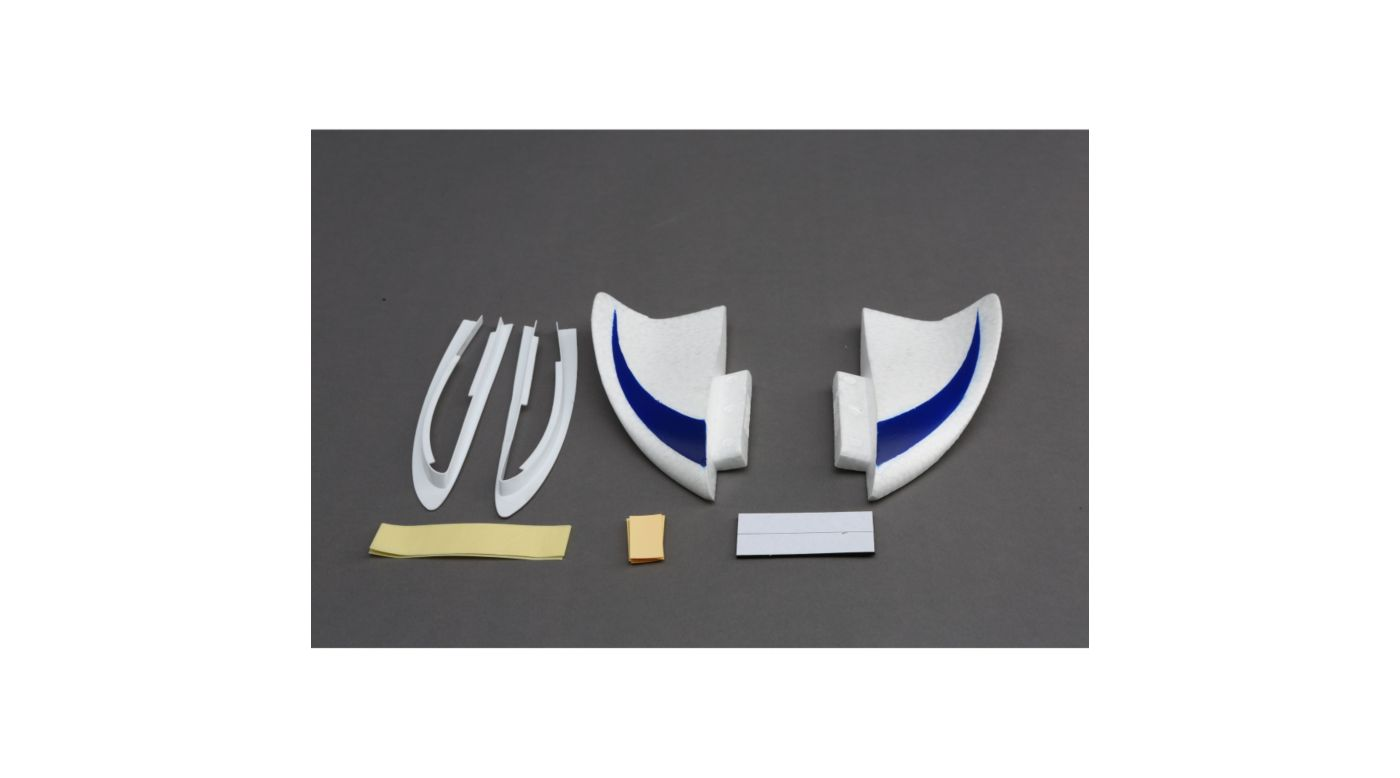 Image for Wing Tip Set: Delta Ray from HorizonHobby