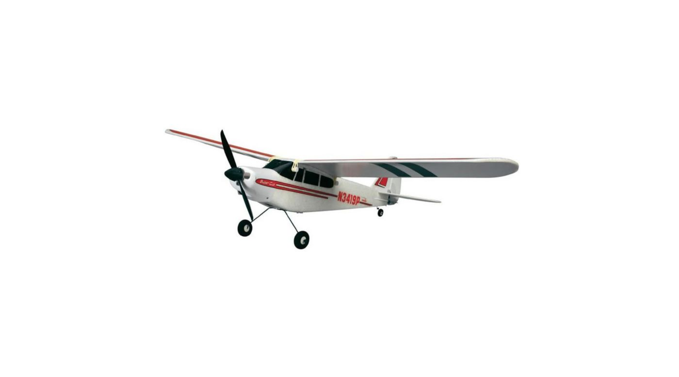 Grafik für Super Cub 1.2m BNF mit Safe in Horizon Hobby