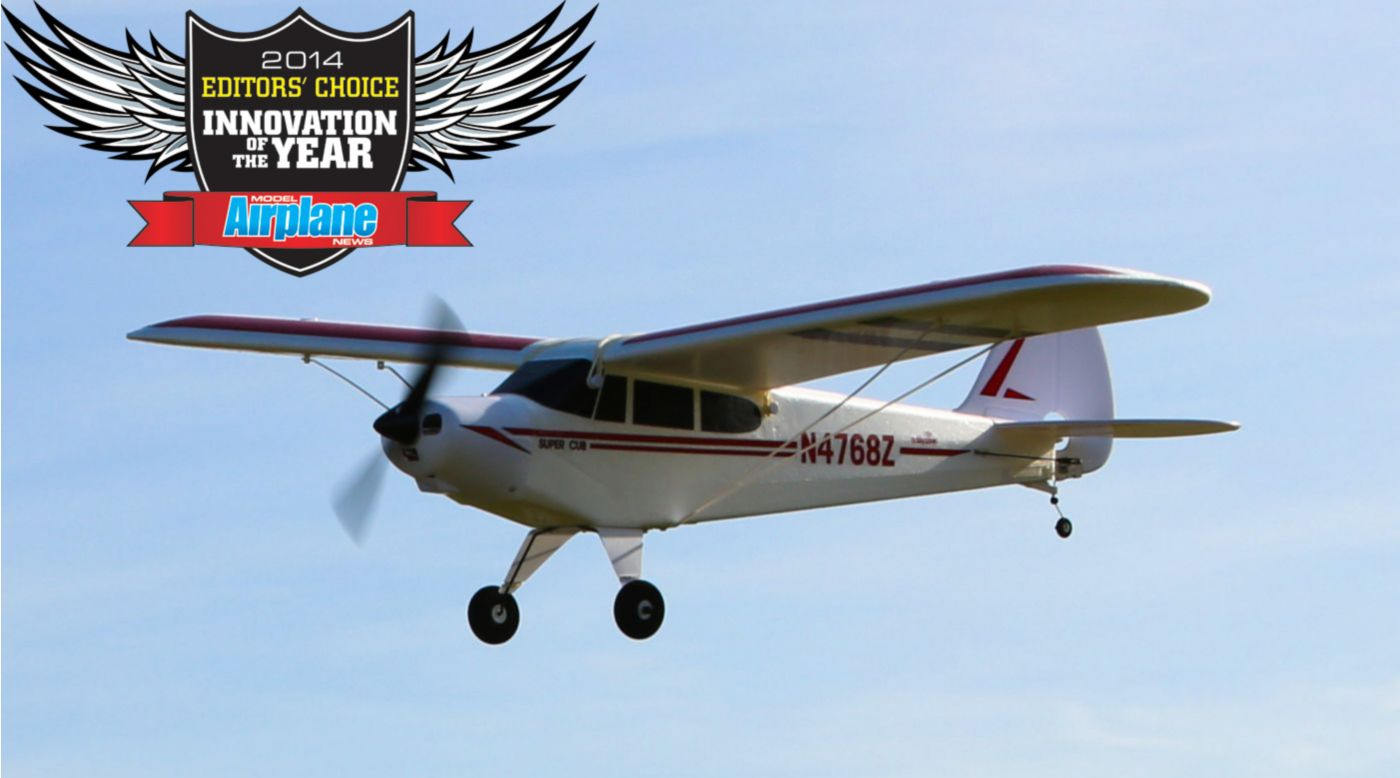 Image for Super Cub S BNF with SAFE Technology from HorizonHobby