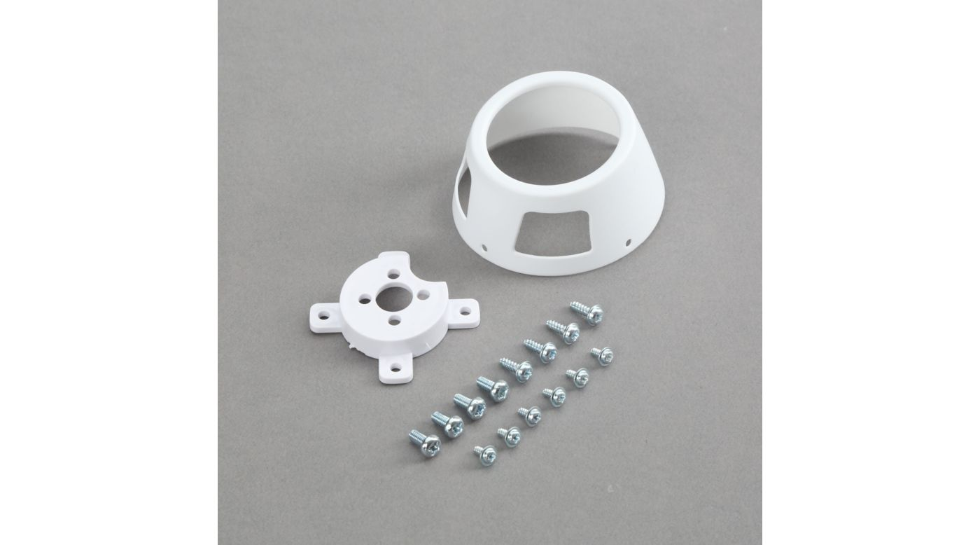Image for Cowl/Motor Mount with Screws: Conscendo S from HorizonHobby