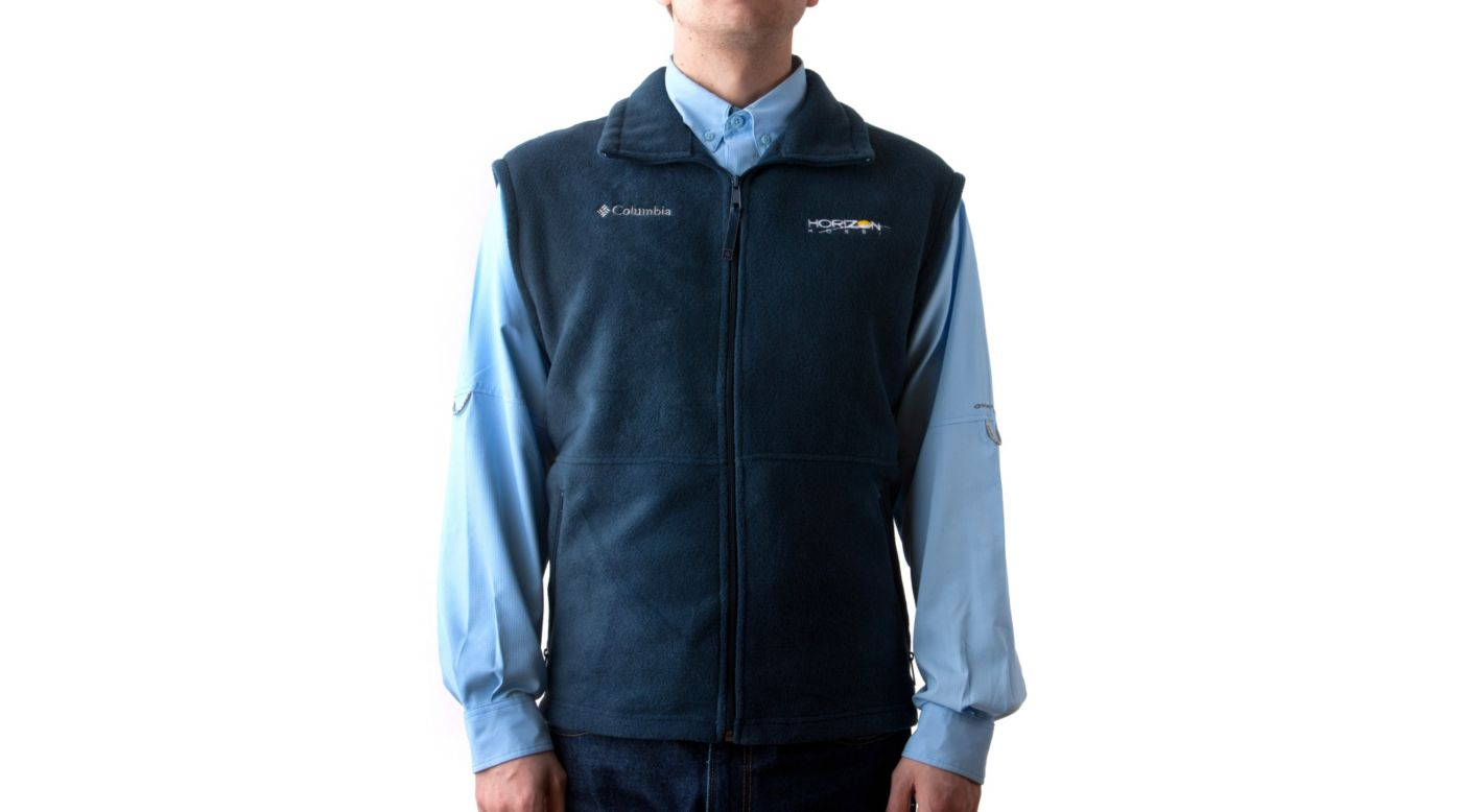 Image for Cathedral Peak Vest, Blue, Small from HorizonHobby