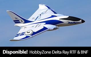 HobbyZone Delta Ray