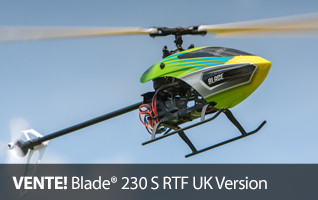 VENTE Blade 230 S RTF UK Version RC Heli