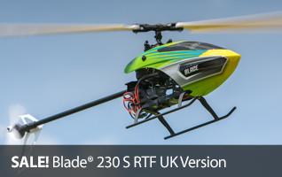 SALE Blade 230 S RTF UK Version RC Heli