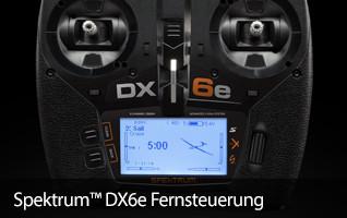 Spektrum DX6e Fernsteuerung