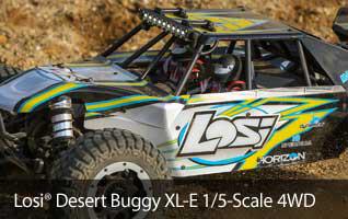 Losi 1/5 Desert Buggy XL-E 4WD