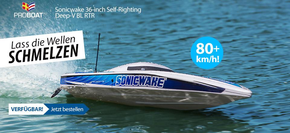 Pro Boat Sonicwake 36 RTR