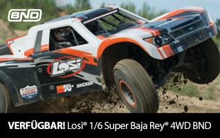 In Stock 1/6 Losi Super Baja Rey All Wheel Drive BND