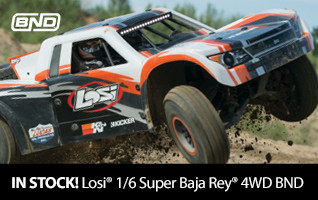 In Stock 1/6 Losi Super Baja Rey All Wheel Drive BND