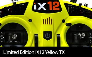 Limited Edition iX12 Sonderfarben Einzelsender Yellow