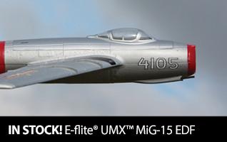 UMX MiG-15 28mm EDF