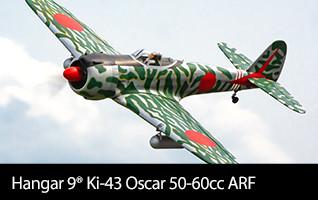 Ki-43 Oscar 50-60cc 88