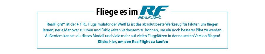 Fliege es im RealFlight