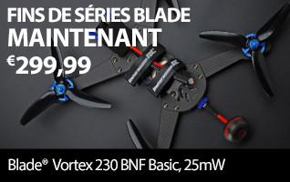 Blade Vortex 230 BNF Basic, 25mW