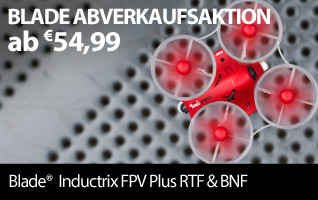 Blade Inductrix FPV Plus RTF & BNF