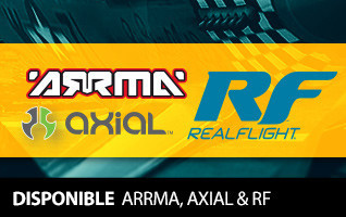 Axial, Arrma and Real