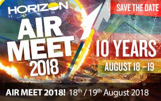 Horizon Hobby Airmeet 2018