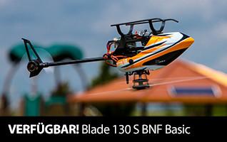 Blade 130 S BNF Basic