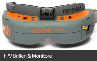 FPV Brillen & Monitore