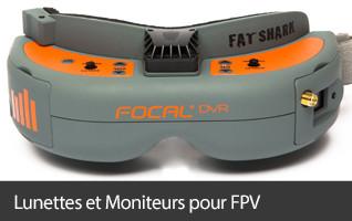 Lunettes pour FPV