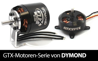 Dymond GTX Motor Series