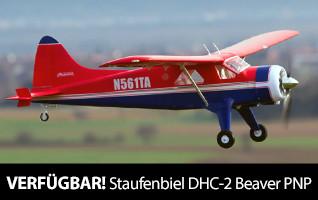 Staufenbiel DHC-2 Beaver 1520mm PNP