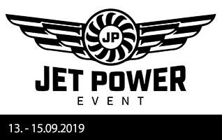 JET POWER EVENT 13. - 15.09.2019