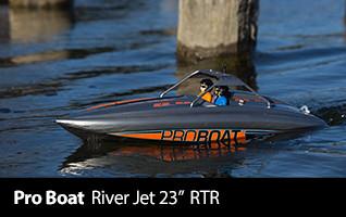 Pro Boat River Jet 23 Inch RTR