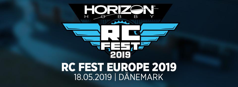 Horizon Hobby - RC Fest Europe 2019 - Siehe Veranstaltungsdetails auf Facebook.