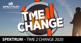 Spektrum Time 2 Change 2020
