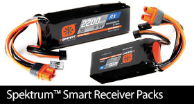 Spektrum Smart Receiver Packs