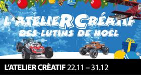 Offres Spéciales L'atelier Creatif Économisez jusqu'à 60 euros !