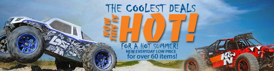 Cool Hot Summer Deals