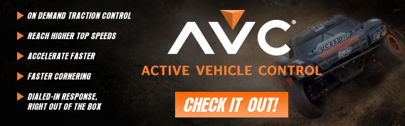 Remote Control Car or Truck AVC Technology for RC