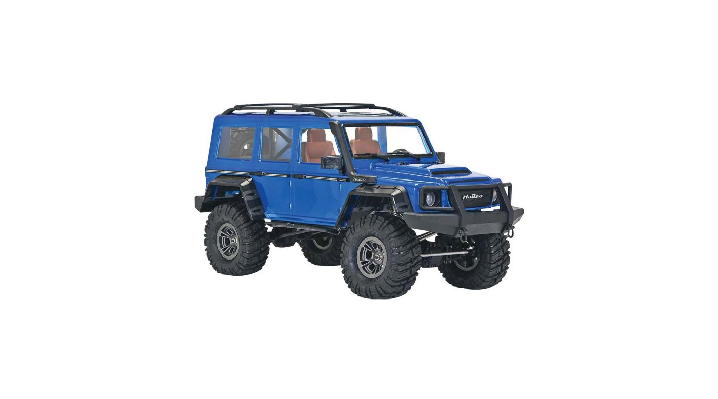 Image for 1/10 DC-1 Trail Crawler 4WD RTR, Blue from HorizonHobby
