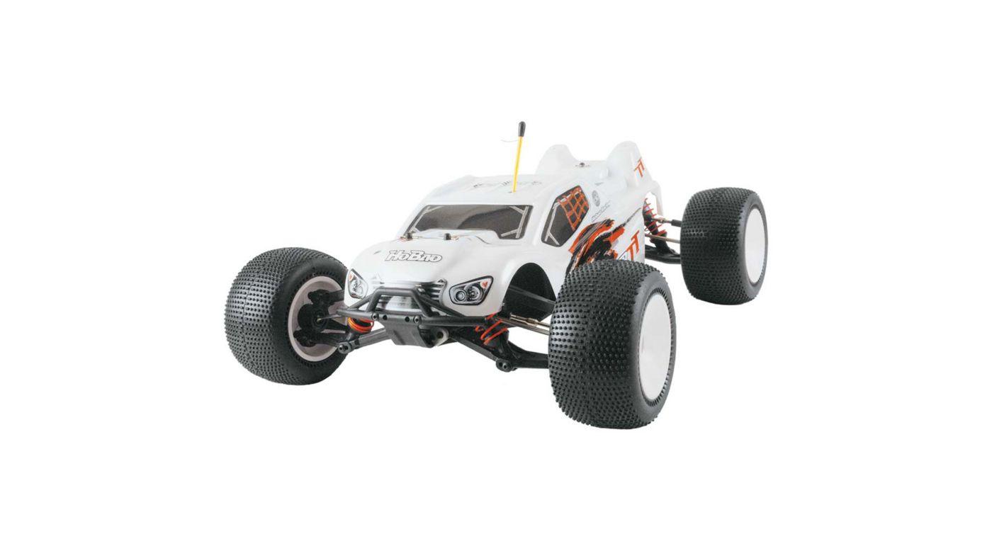 Image for 1/10 Hyper TT-e Brushless 4WD RTR, White from HorizonHobby