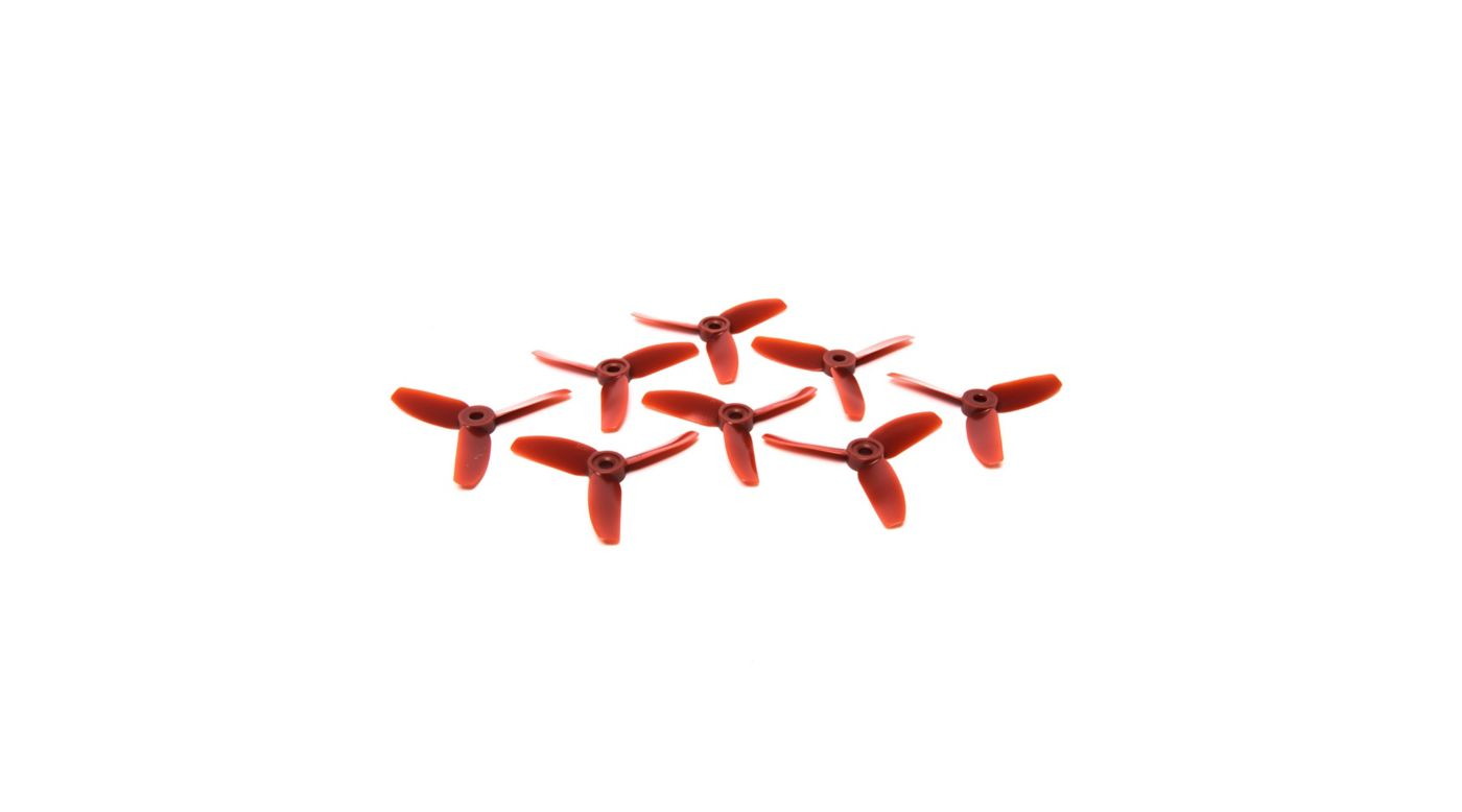 Image for Durable 3X3X3 Red (2CW+2CCW)-Poly Carbonate from HorizonHobby