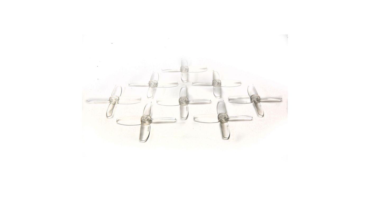 Image for Durable 3X3X4 Clear (2CW+2CCW)-Poly Carbonate from HorizonHobby