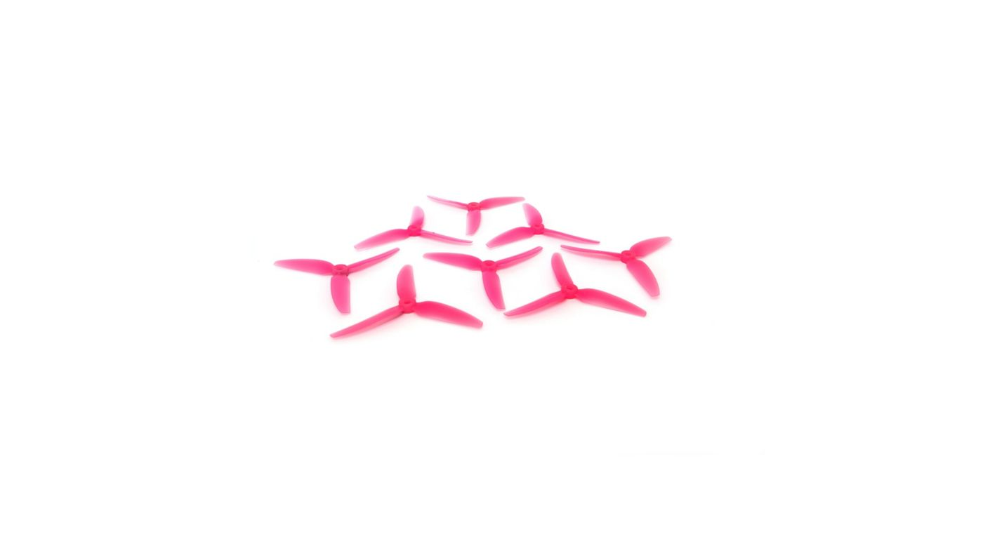 Image for Durable 5X4X3V1S  L.Pink (2CW+2CCW)-Poly Carbonate from HorizonHobby