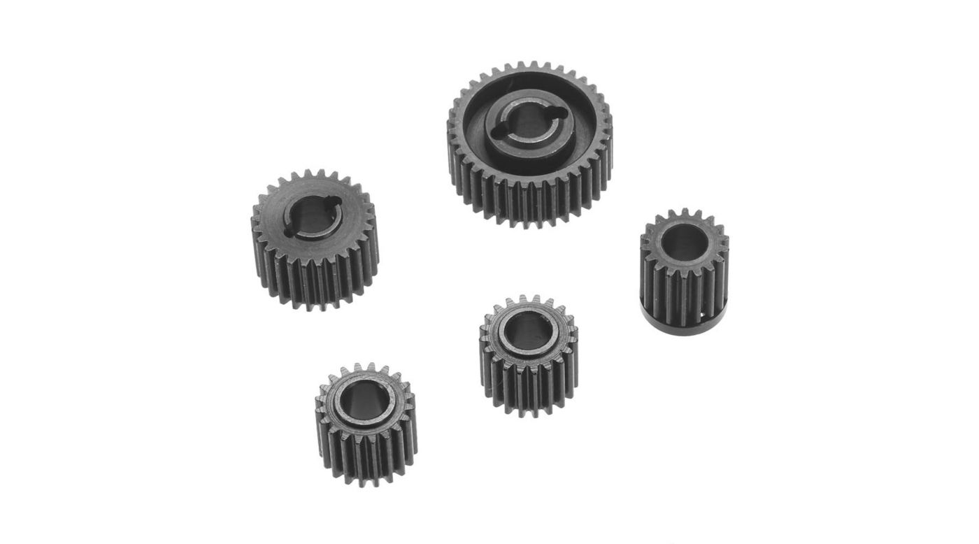 Image for Hardened Steel Gear Set: SCX10 II from HorizonHobby